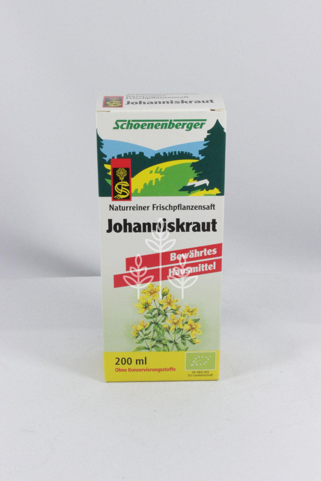 Johanniskraut Libido